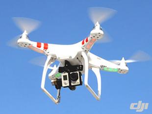 3Dプリント・空中撮影業務のイメージ